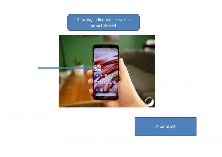 comment mettre sa licence sous smartphone_07
